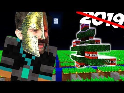 Это Minecraft? НЕТ! ЭТО СПАРТА \\ ОЛД Приключения КОНЕЦ #3