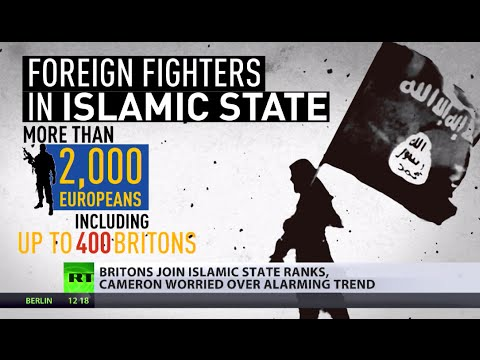 UK to ISIS: Hundreds of Britons flock to Islamic State