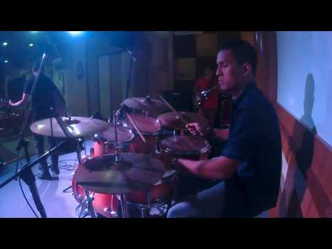 Jadi SepertiMu-True Worshipper (Cover Drum