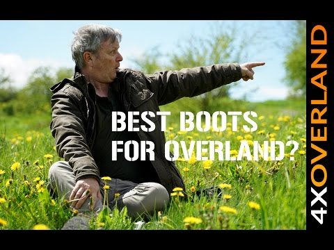 SEATTLE SHOPPING VLOG & BEST BOOTS FOR OVERLAND? Andrew St Pierre White