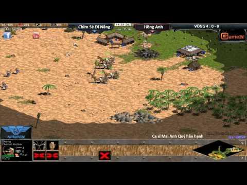 Solo Shang Chim Sẻ Đi Nắng vs Hồng Anh Trận 1