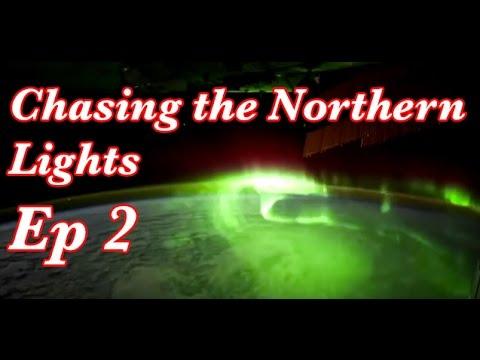 Northern Lights/Aurora Borealis on Prince Edward Island, Canada EPisode 2!