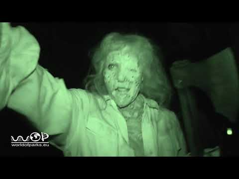Halloween Horror Festival 2018 - Wrong Turn Maze – kompletter Durchlauf – NEU - Movie Park Halloween