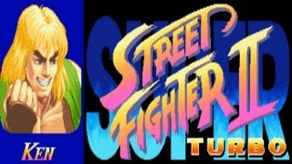 Super Street Fighter II Turbo - Ken (Arcade) thumbnail