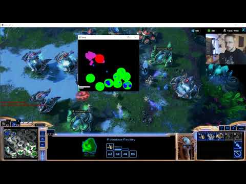 Building Neural Network Training data - Python AI in StarCraft II tutorial p.9