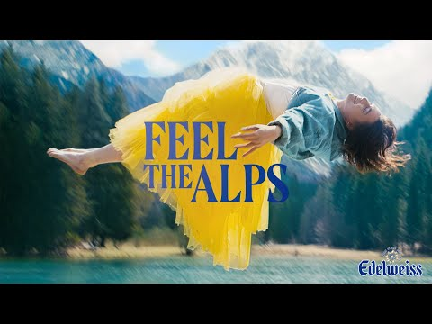 Edelweiss Wheat Beer, Feel the Alps
