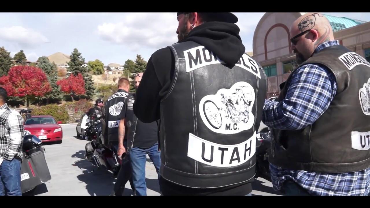 Mongols M C- Utah