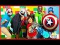 Ryan Vs Marvel Avengers Infinity War Superhero Hide And Seek!