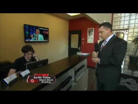WWE interview request for Glenn Beck