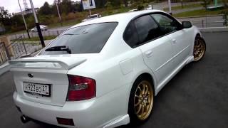 Subaru Legacy B4 Turbo Beast