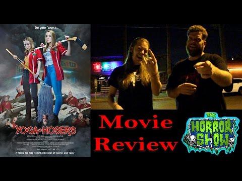 """""""Yoga Hosers"""" 2016  Horror Movie Review - The Horror Show"""