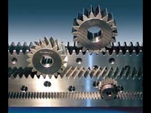 Gear Rack and Pinion on CNC plasma DIY