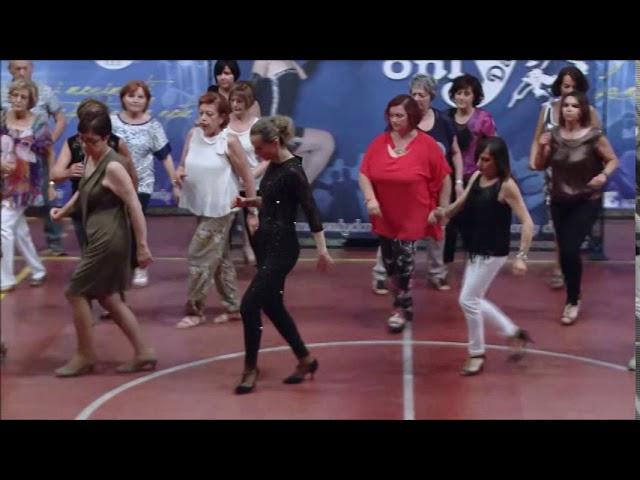 16° spettacolo ASD Francy Only Dance - balli di gruppo 'Raspadance-La Cucaracha-Subeme la radio'
