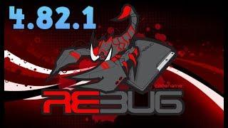 CFW REBUG 4.82.1 LITE  PS3 + MULTIMAN + SEN ENABLER + WEBMAN