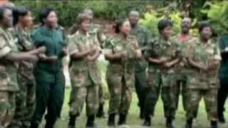 Zambia Defence & Security Choir Africa Celebrate Official Video