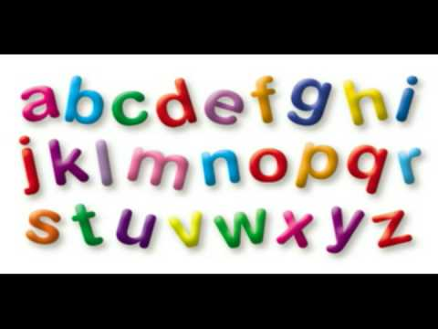 ABC Song (Alphabet Song for Children) - 'Zed' version