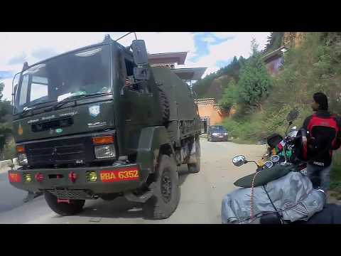 THIMPU |BHUTAN|STRICT TRAFFIC RULES