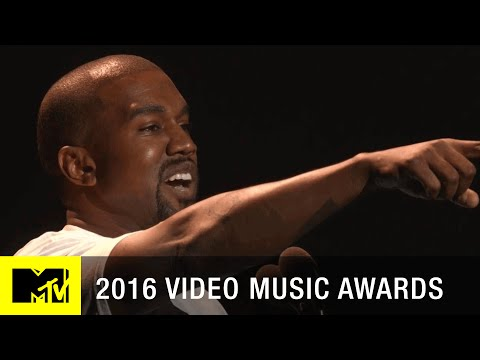 Kanye West Moment | 2016 Video Music Awards | MTV