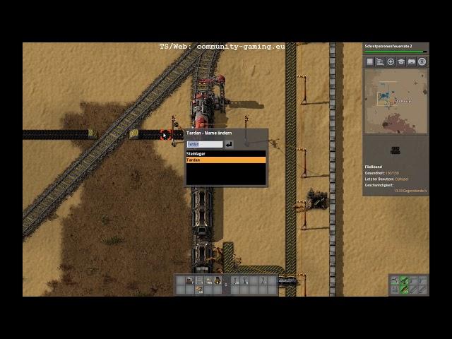 Die Bahn kommt ! | Folge #007 | Let's Play Factorio