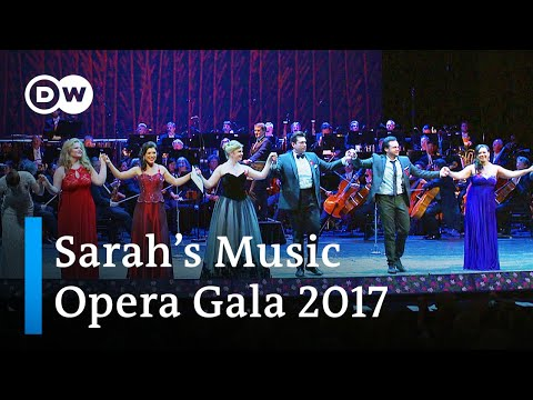 Sarah's Music - Fundraising with Music   DW English