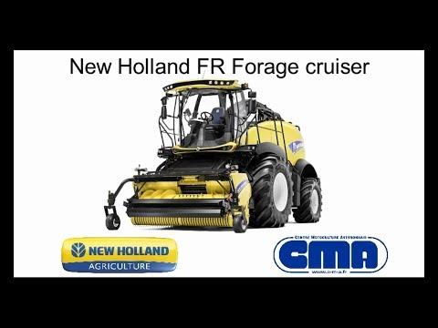 NEW HOLLAND FR650 FORAGE CRUISER