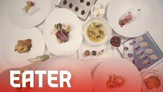 Ai Fiori, Winter 2014 - 60 Second Tasting Menu
