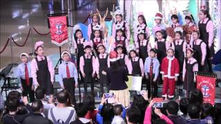 Taikoo Primary School 太古小學 Christmas Performance 2015 12 11 1728 太古城中心