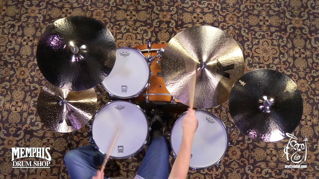 zildjian k custom worship pack cymbal box set kc0801w 1051017h youtube. Black Bedroom Furniture Sets. Home Design Ideas
