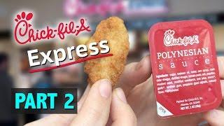 Chick-fil-A Express??!!