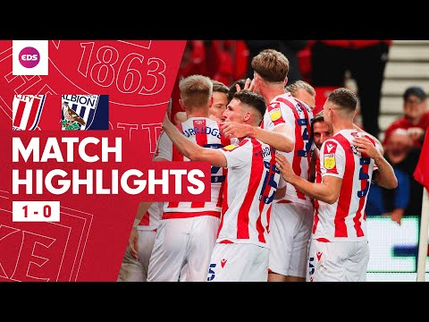 Stoke West Brom Goals And Highlights