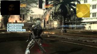 Metal Gear Rising: Revengeance - PC Gameplay - 2.0 - Parte 1