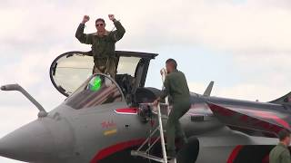 Captain Babouc, an airshows star is born