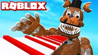 FUGA FREDDY ONZACA IN ROBLOX