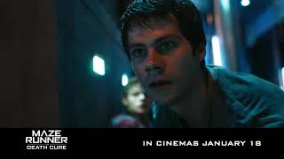 MAZE RUNNER: THE DEATH CURE | Final Event 30 | In Cinemas January 18
