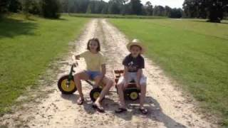 Big Green Tricycle - Dirt Road Anthem - LICKtown   94.7 WQDR