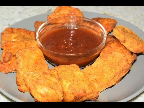Air Fryer Fried Fish - Air Fried Fish Fillets - Air Fryer Recipe