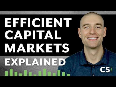 Efficient Capital Markets Explained