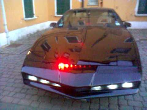 pontiac trans am 1982 k i t t knight rider supercar. Black Bedroom Furniture Sets. Home Design Ideas