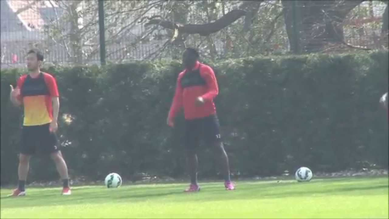 Trainer Southampton