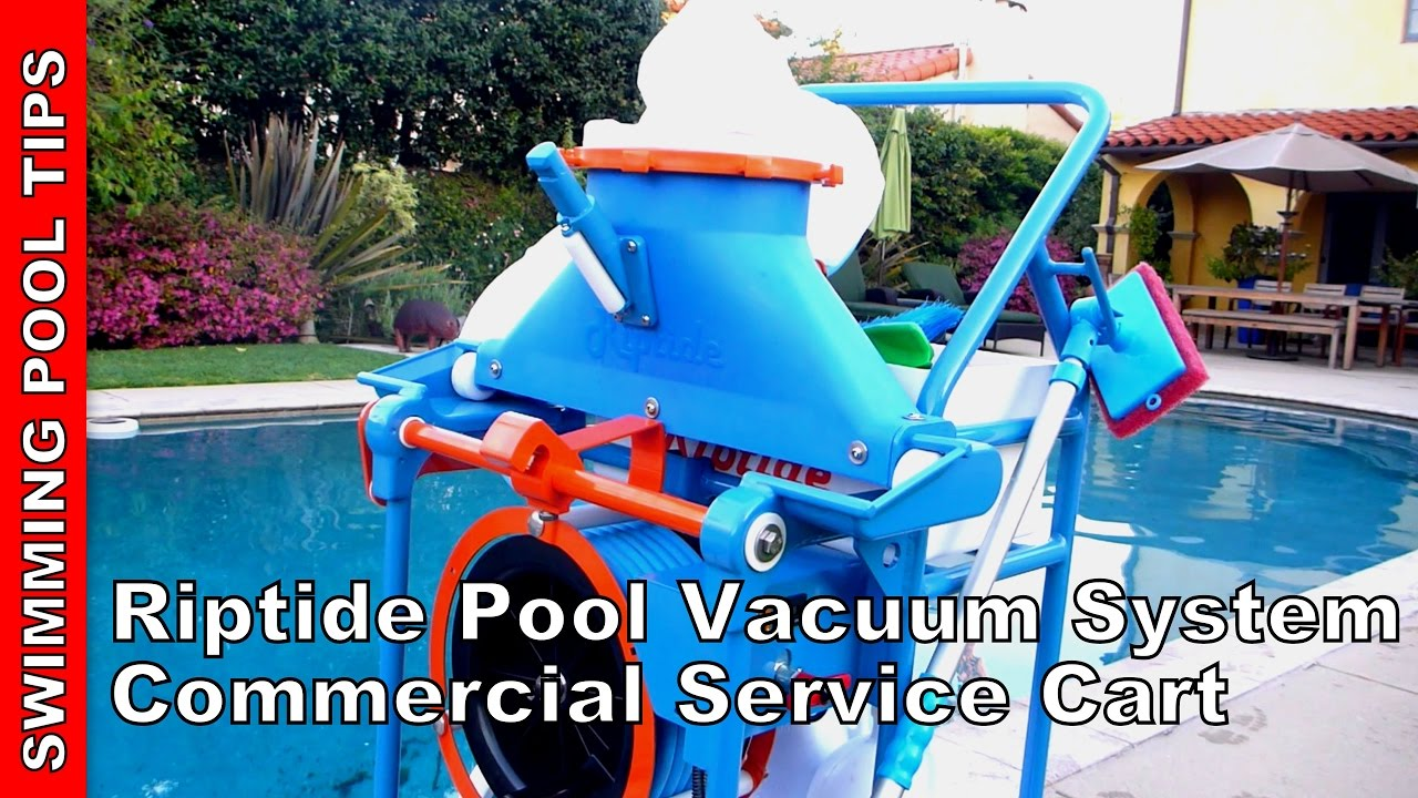 Riptide Pool Vacuum System Overview Video - YouTube