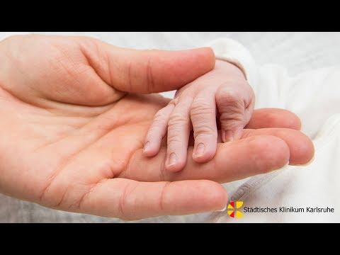 Rund Um Schwangerschaft Und Geburt Im Städtischen Klinikum Karlsruhe