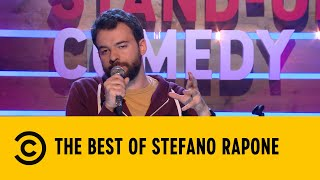 Stand Up Comedy: Stefano Rapone - The best of - Comedy Central