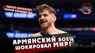 Шахбазян нокаутирует Тавареса, Матевосян нокаутирует чеченского бойца, Чукагян дерётся за титул UFC