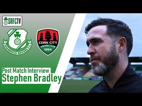 Stephen Bradley post match interview v Cork City 31-08-20