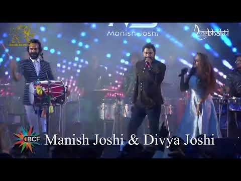 Kaho Poonam Na Chand Ne By Manish Joshi & Divya joshi ft. Naitik Nagda at BKS Bhagwat