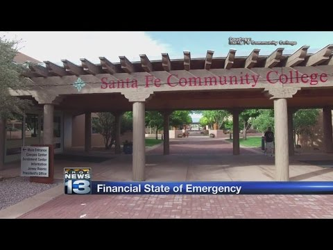 Santa Fe Community College to raise tuition after declaring financial emergency