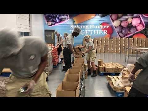 Food Bank Of Central And NE Missouri – Columbia, MO – July 10 To September 13, 2019