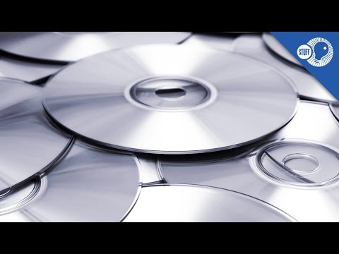 The Compact Disc: Where did it come from? | Stuff of Genius