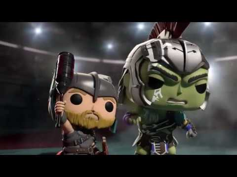Funko Subscription Box Trailer Supercut