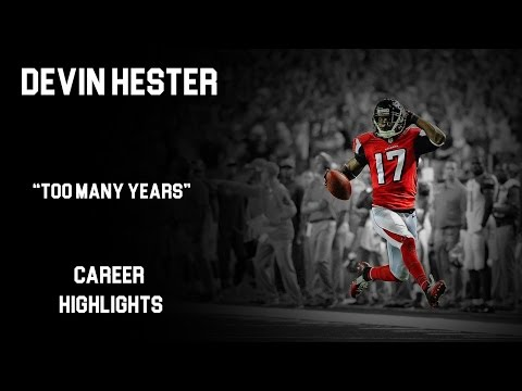 "Devin Hester || ""Too Many Years"" ᴴ ᴰ 